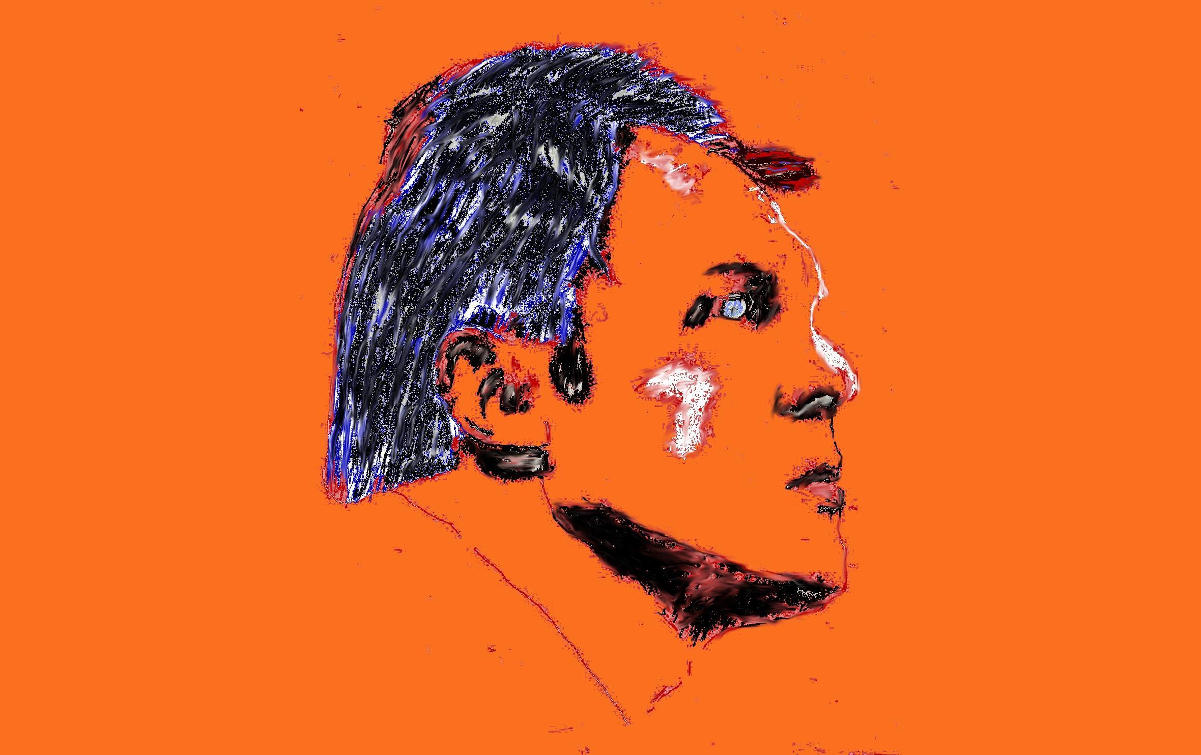 Portrait: Rinus Michels