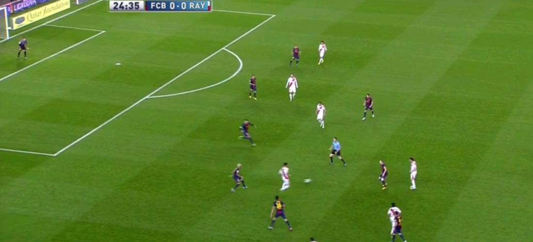 Dem ersten Treffer ging zum Beispiel ein Fehlpass aufgrund mangelnden Mitdenkens zweier Mitspieler vor.