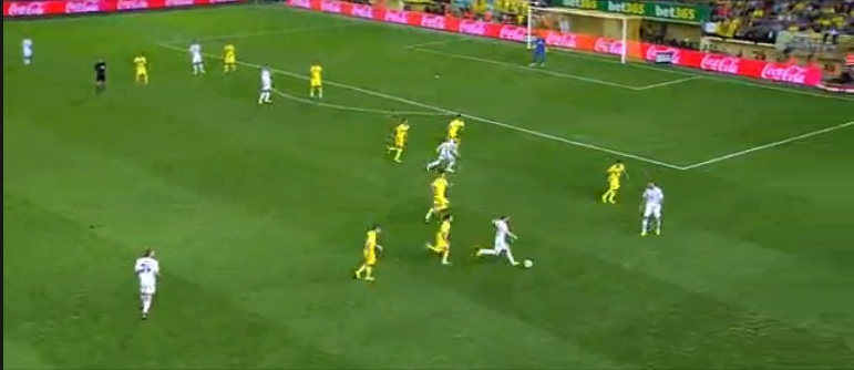 modric pass 1-1