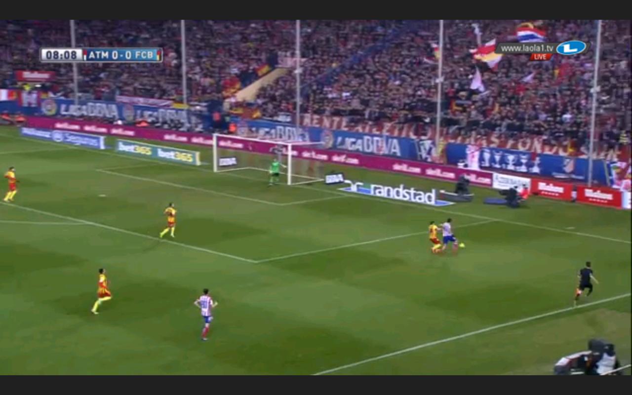 Diego Costa vs. Alba