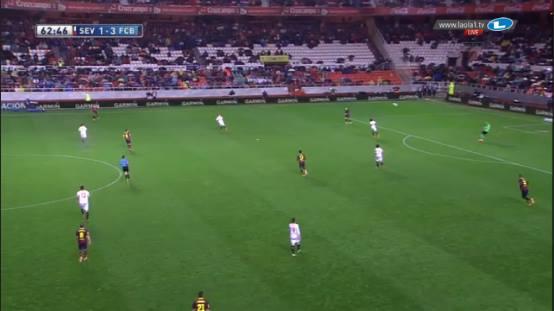 Sevillas Pressing