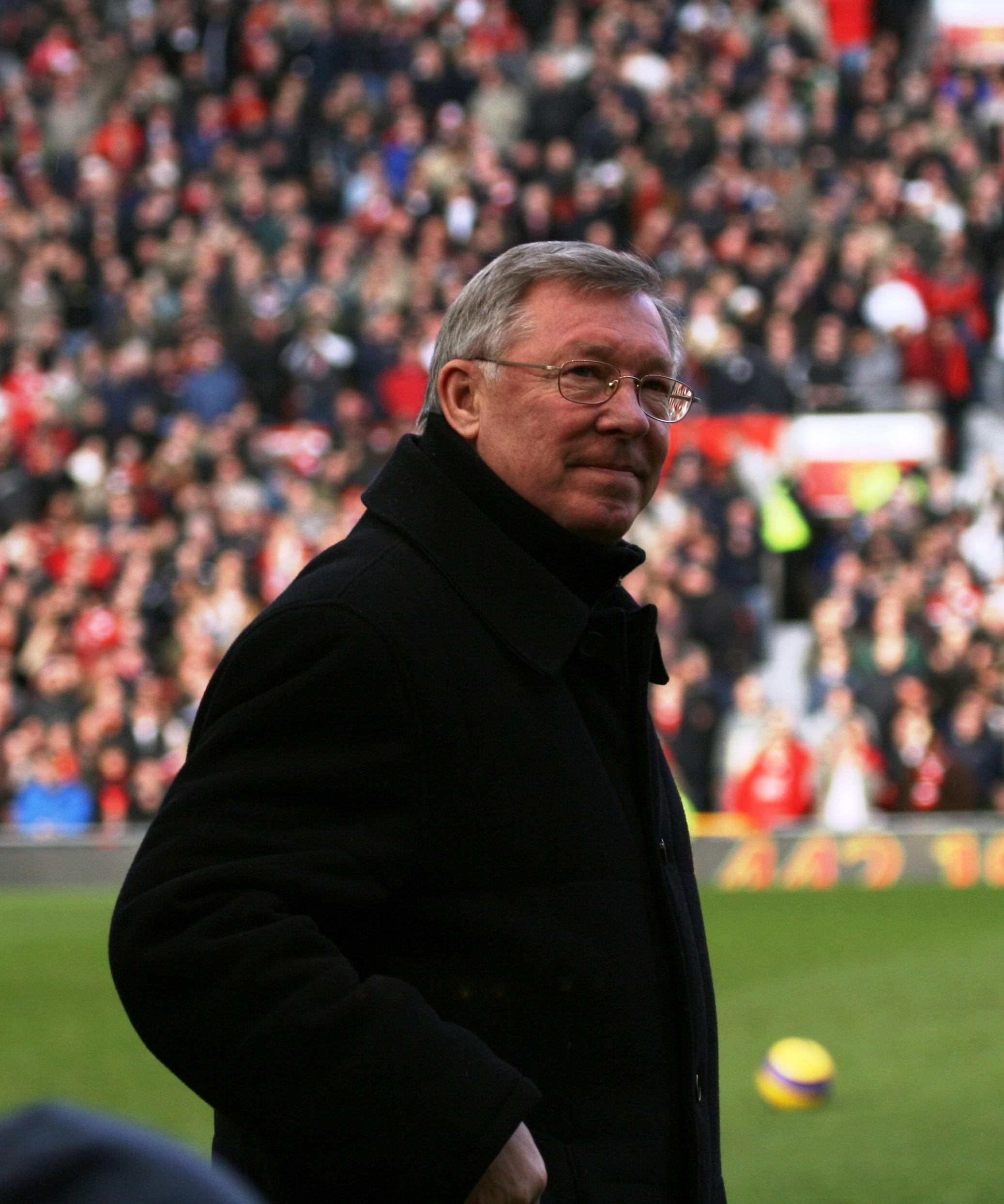 Ferguson bei United