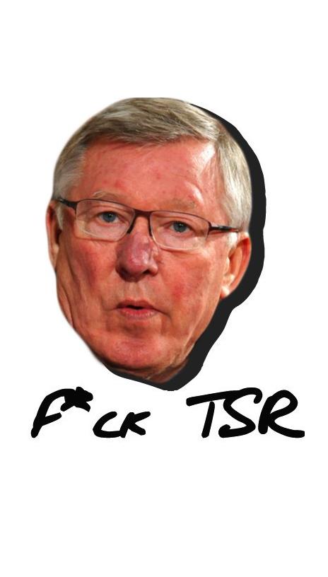 Fergusons Meinung über TSR