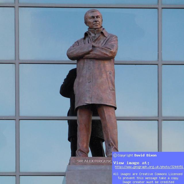 Ob sich jemals wer eine Statue mehr verdient hat?