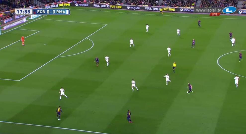 Messi Rakitic Alves