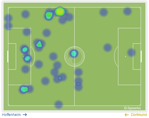 2015-05-02_Hoffenheim-Dortmund_Aubameyang-Heatmap
