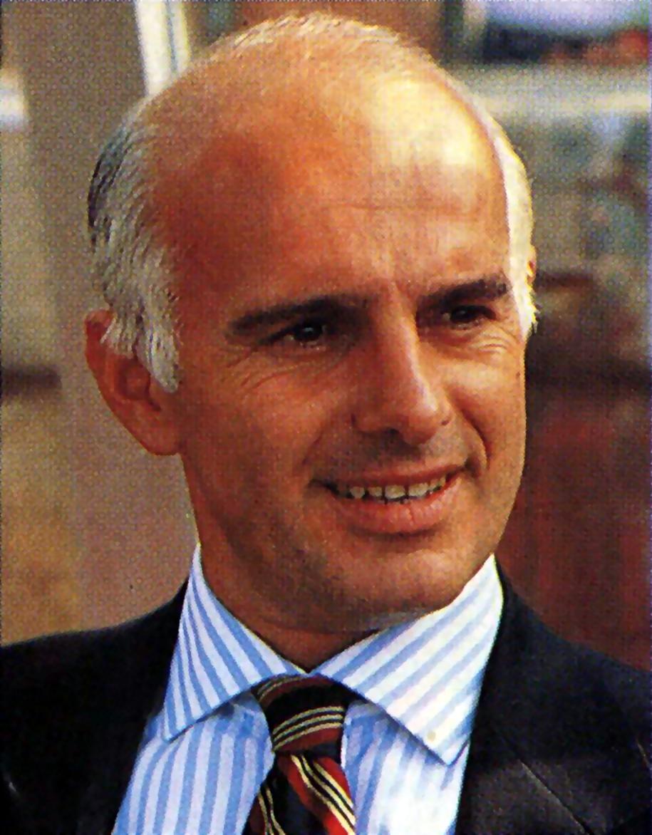 Sacchi in den 1980er Jahren. Quelle hier.