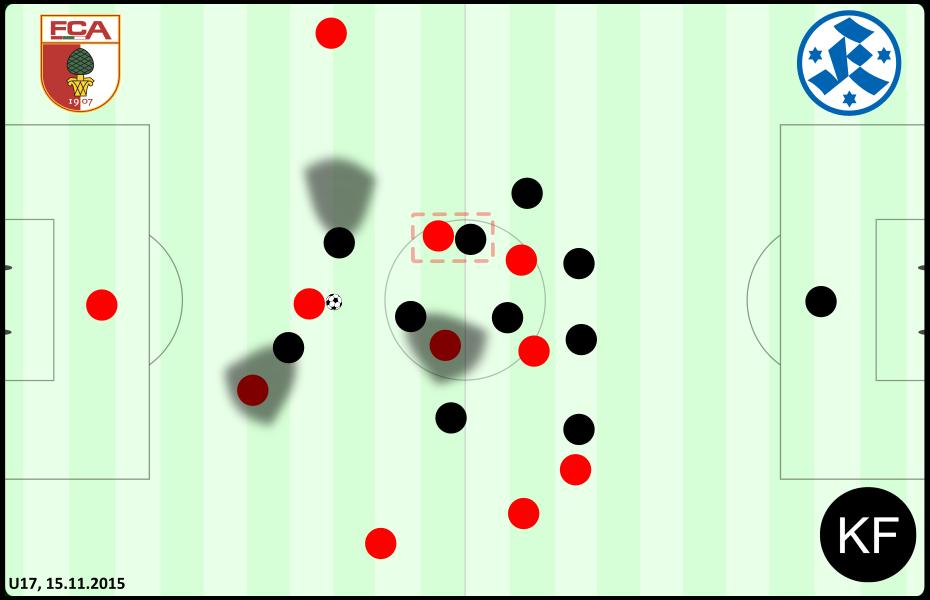 Positiv - Augsburg Kickers U17