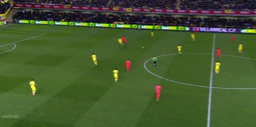 Schnittstellenattackierer Ballbehaupter Neymar breit Messi bindet zentral und besetzt