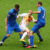 during the UEFA EURO 2016 round of 16 match between Italy and Spain at Stade de France on June 27, 2016 in Paris, France.