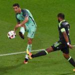 Ronaldo wuchtet Portugal ins Finale
