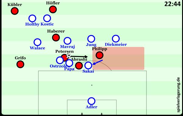 HSV 1-1 Bild 2