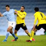 Borussia Dortmund gegen Man City – Kurzanalyse an der Taktiktafel